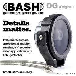 BASH IP68 Camera Enclosure Original Model by Dotworkz (BASH-OG)