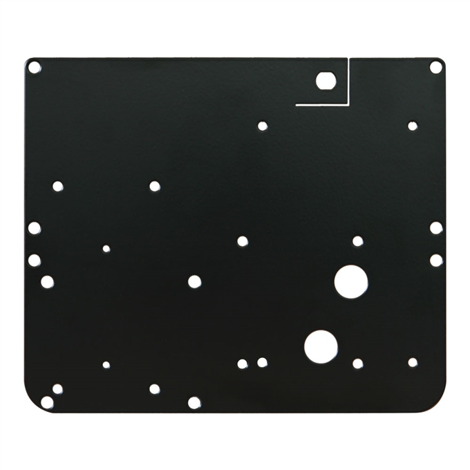 Dotworkz D2 or D3 Accessory Component Mounting Plate (BR-ACC1)