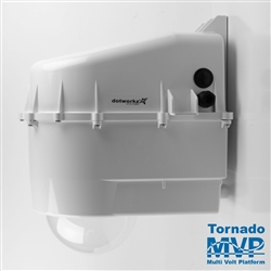 Dotworkz D3 Tornado Dual Blower Camera Enclosure IP68 with MVP (D3-TR-MVP)