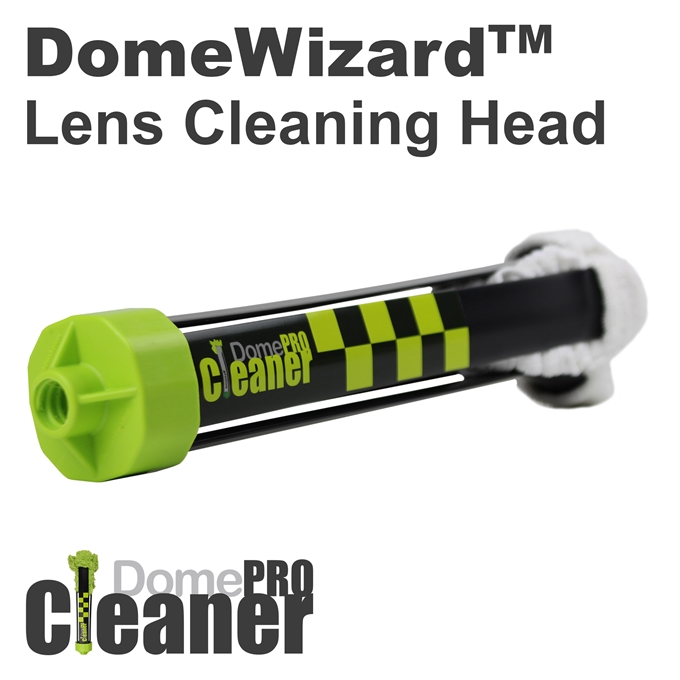 DomeWizard Lens Cleaning Head for DomeCleanerPRO (DW-CLNR)