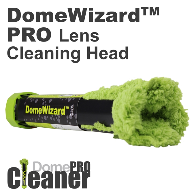 DomeWizard Pro Lens Cleaning Head for DomeCleanerPRO (DW-CLNR)