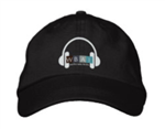 WBAI Baseball Hat - Black