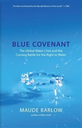 Blue Covenant by Maude Barlow - book