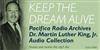 Martin Luther King Jr. Special Collection MP3 CD