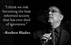 A Conversation with Ruben Blades - CD