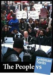 <br><br>Occupy Wall St Trial of Goldman Sachs DVD
