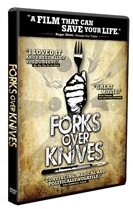 <br><br>Forks Over Knives DVD<br><br>