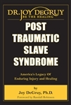 Brand new PTSS Post Traumatic Slave Syndrome Joy DeGruy 2-hour DVD