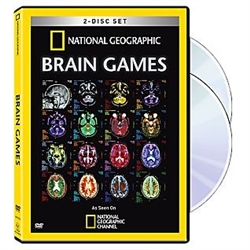 Brain Games Season One DVD Set