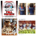 T&B Package (1804 Tee & Body Butter or Body Scrub) - Haitian All-StarZ Radio