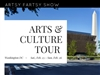 DC Arts and Culture Tour Ticket + Double/Couple Room