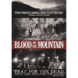 Blood on the Mountain - DVD