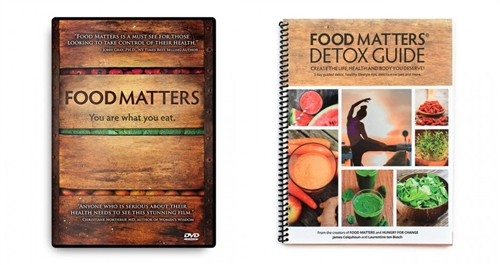 Food matters dvd detox guide book pack forumfinder