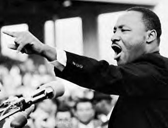 """an analysis of the speech of martin luther king jr Rhetorical analysis of i have a dream speech by martin luther king jr one of the most important speeches in the history of america is the """"i have a dream speech."""