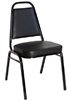 Wholesale Black Cushion Banquet Chairs, Banquet Vinyl Cushion