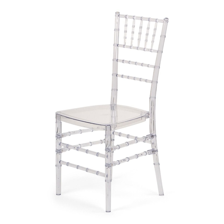 Discount Crystal  Chivari Chairs, Resin Cheap Chiavari Chivari Chairs, Stacking Crystal Resin Chiavari Chairs