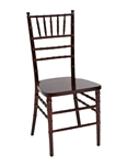Cheap Mahogany Resin Chiavari Chairs, Wholesale Prices Ballroom Banquet Chairs,