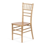 Gold Discount Prices Chiavari Chair