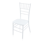 WEDDING VENUE White Chiavari Chair - Wholesale Prices