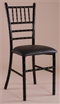Black Chiavari Metal Chair