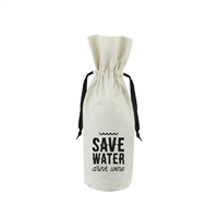Save Water, Gift Bag