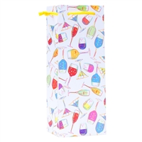 Wine Gift Bag, Cocktail Confetti