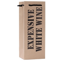 Wine Gift Bag, Expensive White Wine