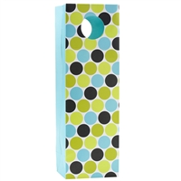 Uptown Bottle Tote, Dots