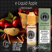 10ml Apple Flavor e Liquid Juice