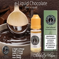 10ml Chocolate Flavor e Liquid Juice