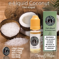 10ml Coconut Flavor e Liquid Juice