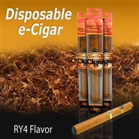 RY4 Flavor Disposable Electronic Cigar