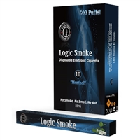 Menthol Flavor Disposable e Cigarette