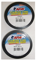 AFW STAINLESS STEEL TROLLING WIRE- 600'