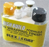 FLEX COAT 2 OZ. HIGH BUILD ROD WARPPING FINISHING KIT #F2S