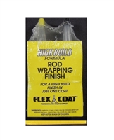 FLEX COAT 4 OZ. HIGH BUILD FINISHING KIT #F4Y