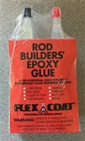 FLEX COAT 4 OZ. ROD BUILDER EPOXY YORKER GLUE KIT #G4