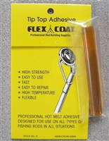 FLEX COAT TIP TOP ADHESIVE ROD TOP REPAIR GLUE #T2