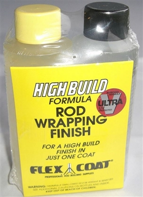 FLEX COAT 8 OZ. ULTRA V HIGH BUILD WRAP FINISHING KIT #V8