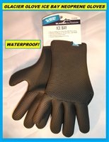 Glacier Glove Ice Bay Neoprene Gloves #813BK