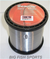 6LB-1000YD RED LABEL FLUOROCARBON Fishing Line # 6 RM 1000