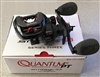 QUANTUM SMOKE PT SERIES 3 BAITCAST REEL- 7.3:1 GEAR RATIO #SM101HPT LEFT HAND