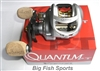 QUANTUM VAPOR PT BAITCAST REEL- 6.3:1 GEAR RATIO #VP100SPT