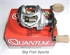 QUANTUM VAPOR PT BAITCAST REEL- 6.3:1 GEAR RATIO #VP101SPT LEFT HAND