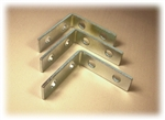 Roman Shade Brackets - Multi-Use