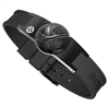 ProExl Golf Magnetic Bracelet in Black with Detachable Ball Marker