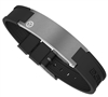 Graphite Gray Magnetic Energy Golf Bracelet