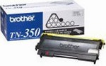 Genuine Brother TN350 Toner Cartridge