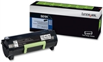 Genuine Lexmark MS310/MS410/MS510/MS610 Series Return Program Toner Cartridge (501H) - 50F1H00