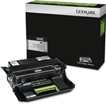 Genuine Lexmark MS710/MS711/MS810/MS811/MS812/MX710/MX711/MX810/MX811/MX812 Series Return Program Drum Unit (520Z) - 52D0Z00